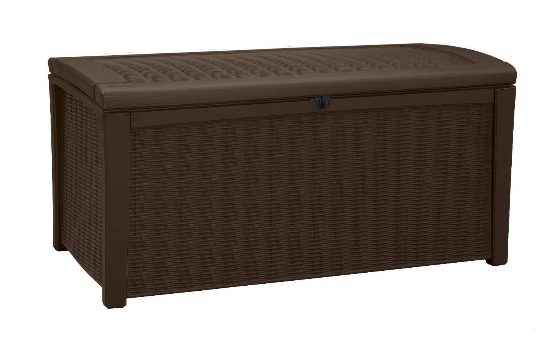 keter borneo storage box obrn1 landera. Black Bedroom Furniture Sets. Home Design Ideas