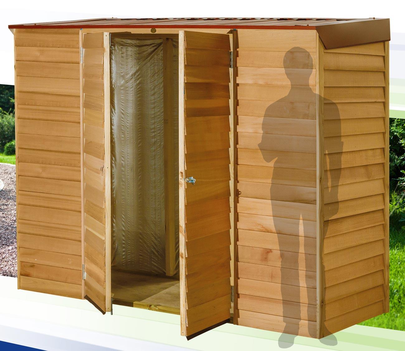 Cedar Shed Belgrave 2 4mx1 0m 1 282 00 Landera Outdoor Storage Sheds And Greenhouses