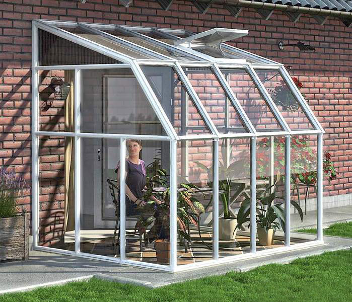 Rion Sun Room 6 X 8 2 369 00 Landera Outdoor Storage