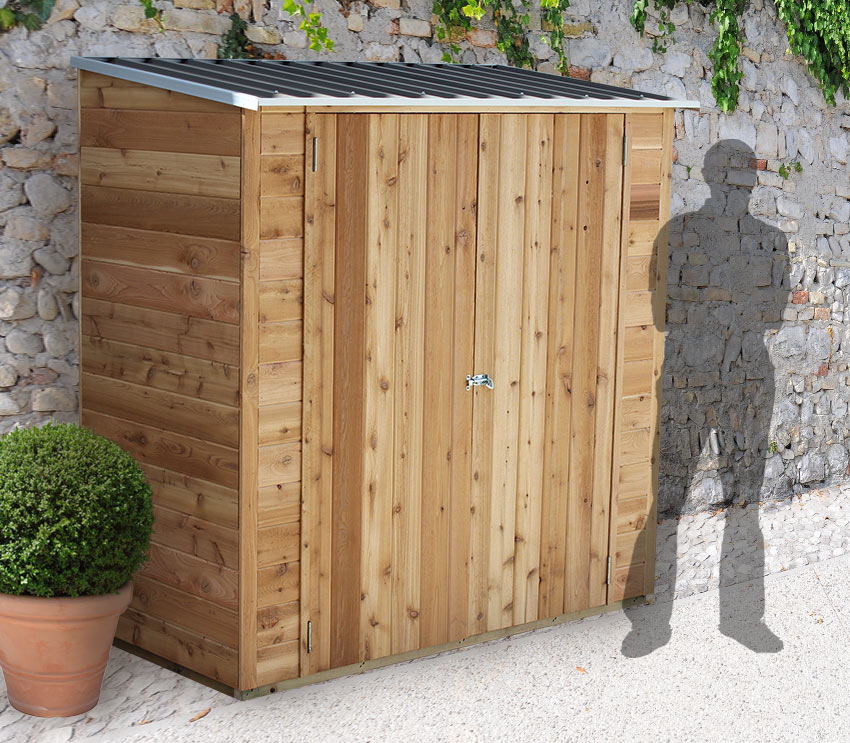 CEDAR SHED BIRCH 6x3ft   1.9Mx0.9M   $770.00 : LANDERA, Outdoor Storage,  Sheds And Greenhouses