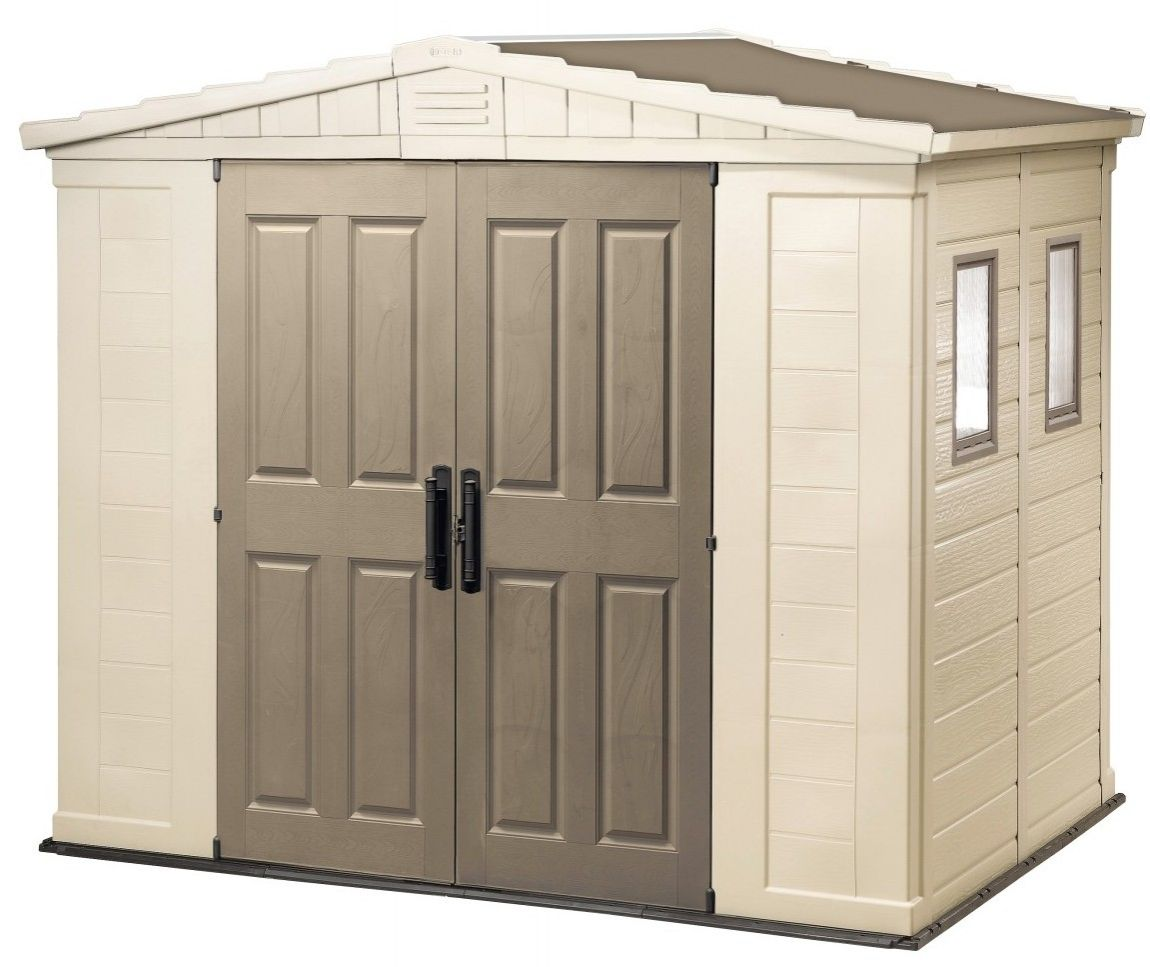 Garden Shed Sizes Nz Uk Keter Apex Resin Tool Shed Cedar