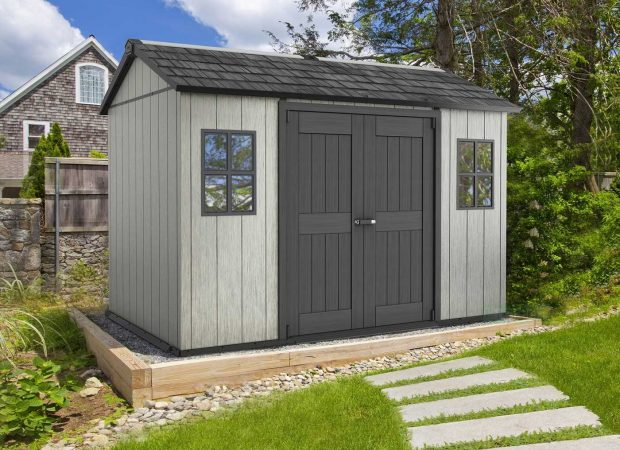 Keter Oakland 1175 Shed 11 X7 5 3 5mx2 3m With Free Bonus
