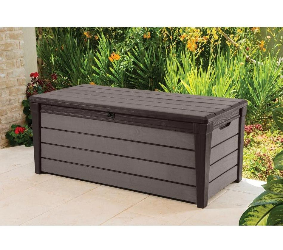 Keter Brushwood Outdoor Storage Box