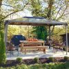 MARTINIQUE GAZEBO 4.3mx3m