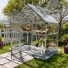 SILVERLINE MAZE 6'x4′ GREENHOUSE 1.8mx1.3m