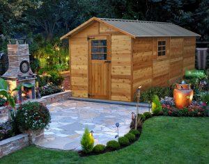 Timber Garden Sheds - Widest range & Best service - Landera