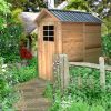 CEDAR SHED WINDSOR 4x6ft – 1.3mx1.8m